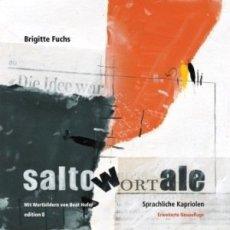 Brigitte Fuchs: saltowortale - Sprachliche Kapriolen - Edition 8 Verlag