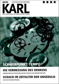 Das erste Themen-Heft: «Tempo!»