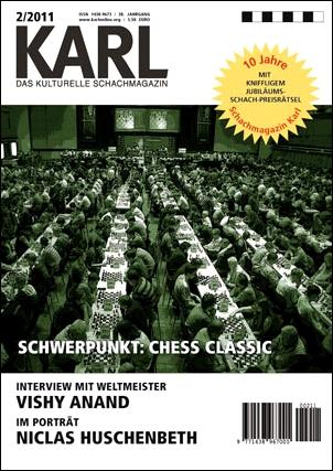 Schach_Zeitschrift KARL_Jubilaeumsheft_Interview_Glarean-Magazin
