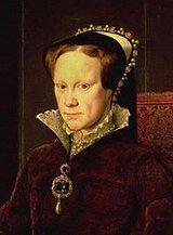 Königin von England und Protestantismus-Hasserin: Maria I. Tudor (
