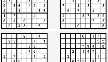 Das Sudoku Quartett Im April 2018 Glarean Magazin