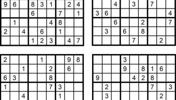Das Sudoku Quartett Im August 2018 Glarean Magazin