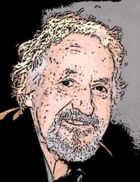Ernst Eggimann - Lyriker Mundartdichter - Karikatur Glarean Magazin