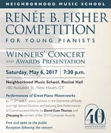 Musik-Kompositionswettbewerb - Renee B Fisher Competition - Glarean Magazin