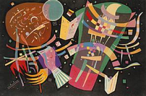 Wassily Kandinsky - Komposition X 1939 - Glarean Magazin