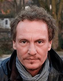 Gitarrist, Band-Gründer, Dozent: Autor Mathias Löffler (geb. 1965)