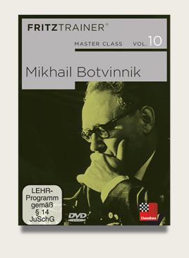 Chessbase Fritz-Trainer Vol. 10 - Mikhail Botvinnik - Glarean Magazin