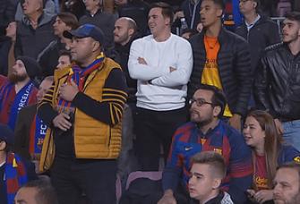Fussball-Fans FC Barcelona - Glarean Magazin