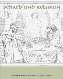 Schach und Religion - Kulturstiftung GHS - Ausstellungs-Katalog - Cover - Glarean Magazin