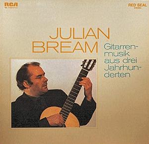 Julian Bream - Gitarrenmusik aus drei Jahrhunderten - Glarean Magazin