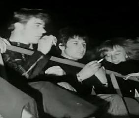 Konzert der Rolling Stones - Waldbühne Berlin 1965 - Glarean Magazin