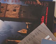 Literaturausschreibung ETCETERA - Essays Gedichte Kurzprosa - Literatur-Wettbewerbe Glarean Magazin
