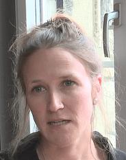 Sprachgewaltig: Autorin Martina Clavadetscher