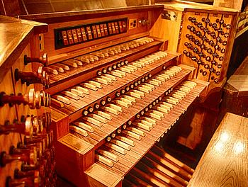 Kirchen-Orgel - Church Organ - Musikinstrumente - GLAREAN MAGAZIN