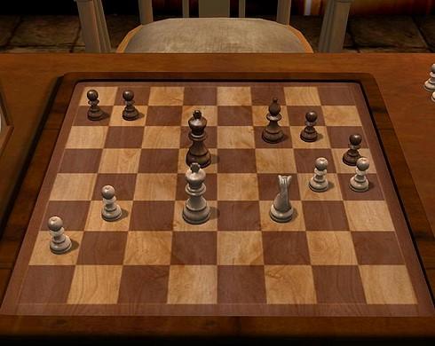 Walter Eigenmann: Die neue Schach-Studie - Weiß hält remis