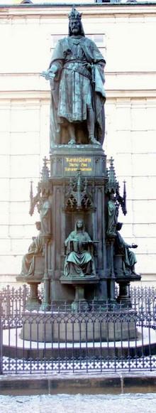 Die k. k. Deutsche Karls Ferdinands-Universität in Prag
