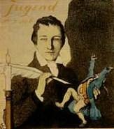 Heinrich Heine (Karikatur: Titelseite der