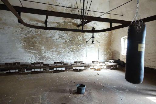 The Dark Rooms - An immersive art exhibition in complete darkness, Berlin