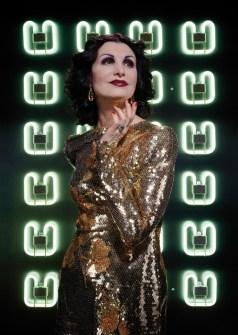Irene Andessner, Citylights, 80 x 62 cm
