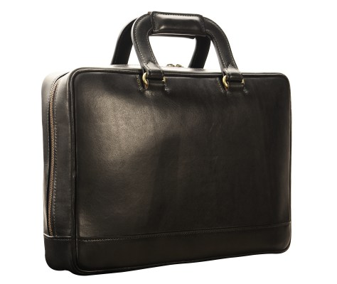 Hand-burnished-black-Portfolio;-14-x-10-x-3'-back