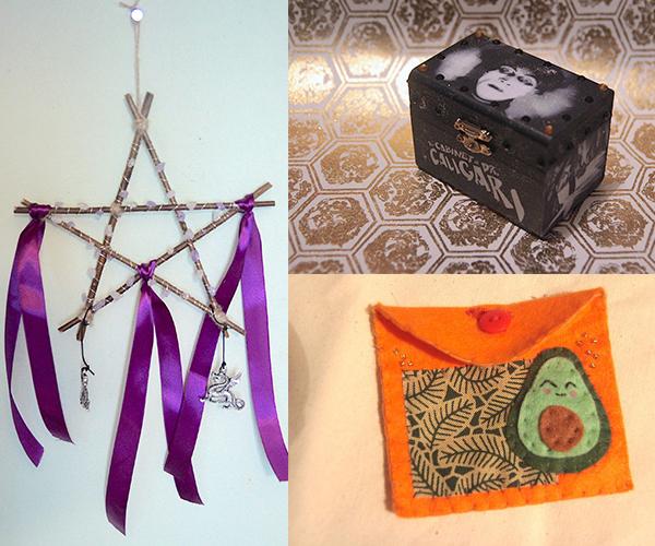 Galactic crafts