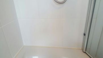 Shower Wall Tiles Paisley After Grout Colouring
