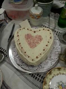 chocolate and cardoman cake