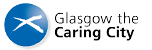 Glasgow the Caring City logo