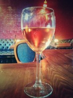 First glass of wine in 2 months