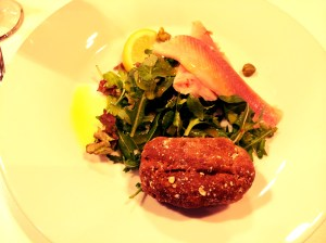 trout starter