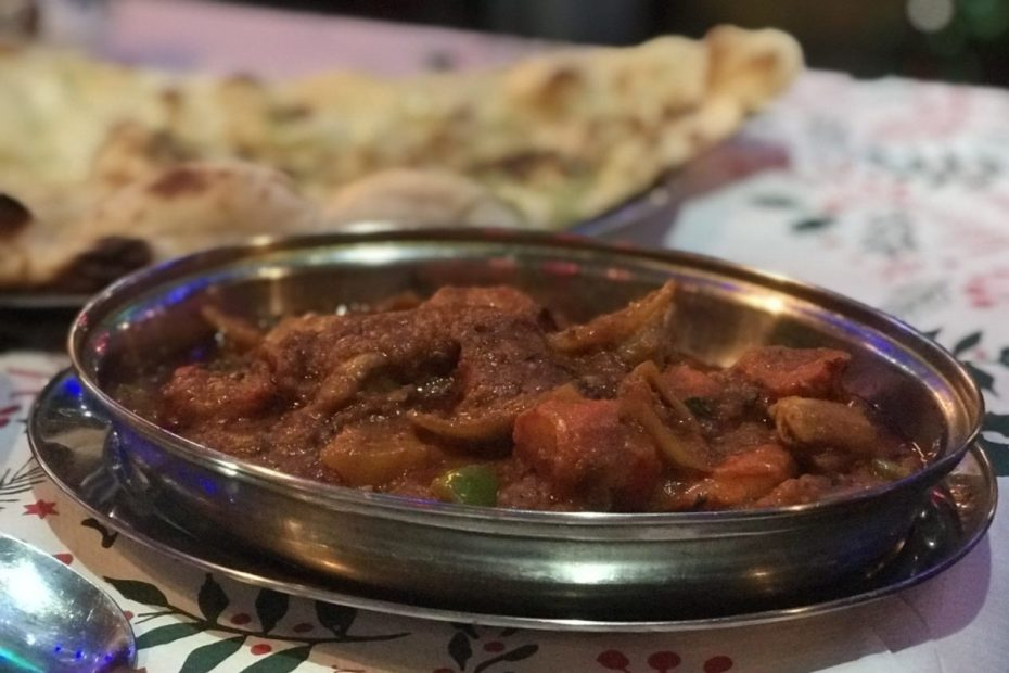 Alishan restaurant Glasgow foodie curry