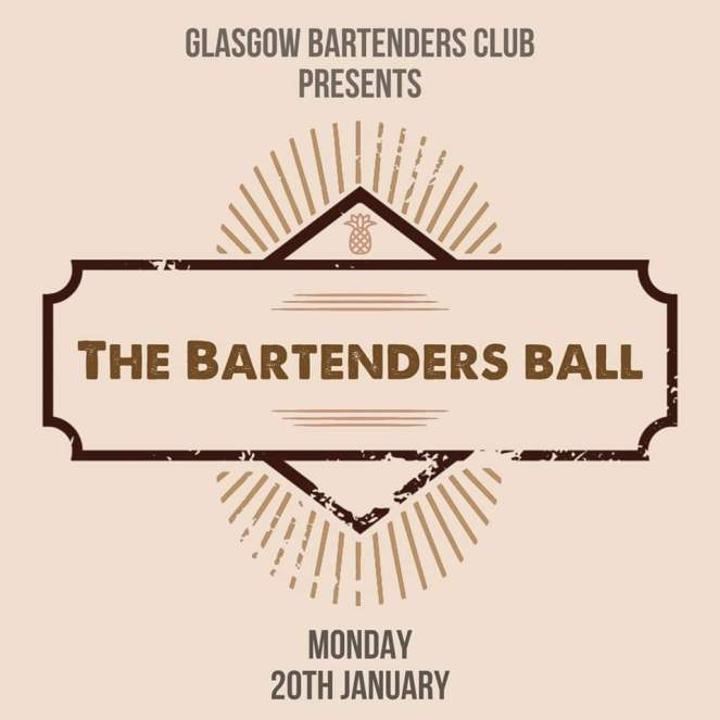 glasgow the bartenders ball