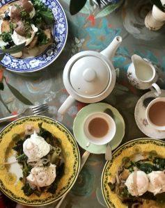 Milk cafe victoria Road govanhill glasgow Food