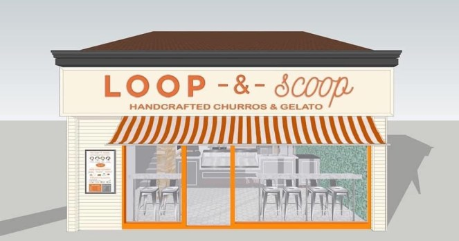 Loop and scoop bearsden
