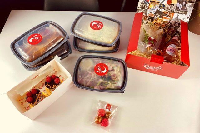 Eusebi deli at home feb meal review