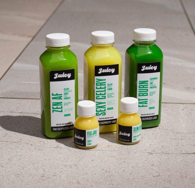Juicy uk juice bar Byres road Glasgow