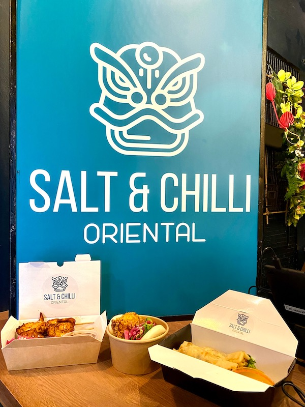 salt and chilli oriental sign