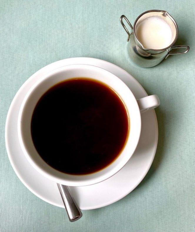 the boathouse rouken glen filter coffee