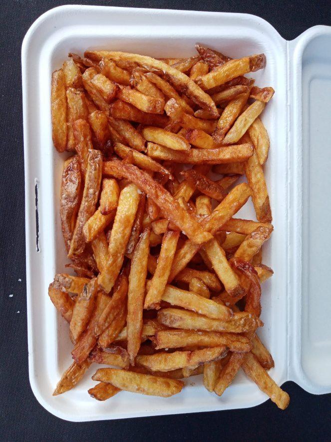 Salt and sea kitchen chips