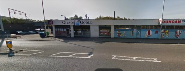 Gibson and goold streetview