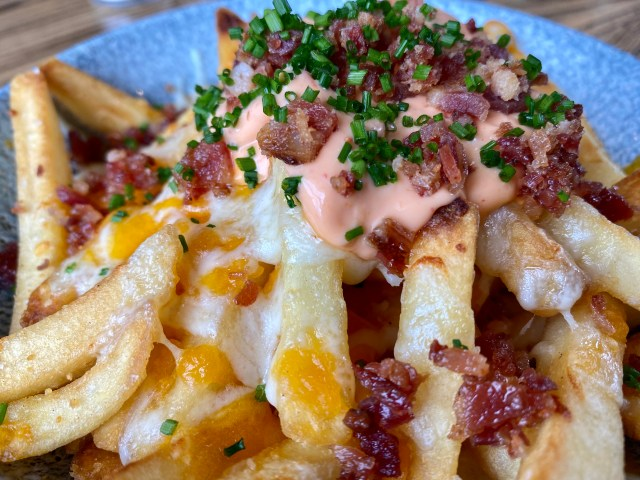 loaded fries eala bhan