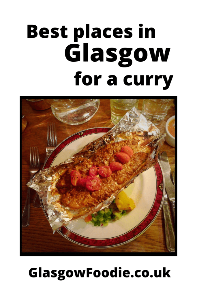 Best places in Glasgow for a curry