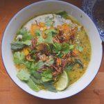 Squash Noodle Soup Recipe