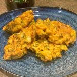 Palestinian Vegetable Fritters Recipe