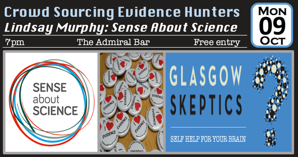 Evidence Hunting event pic