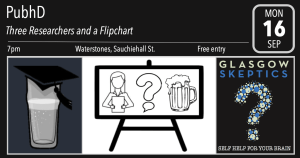 PubhD event poster