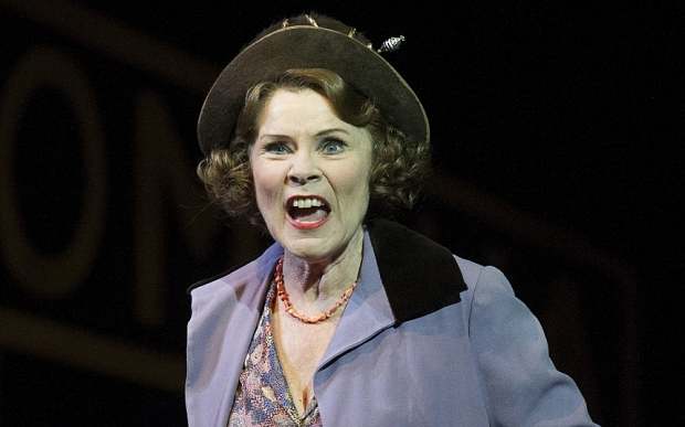 Gypsy at the Savoy Theatre  Imelda Staunton as Rose,  ©Alastair Muir 15.04.15