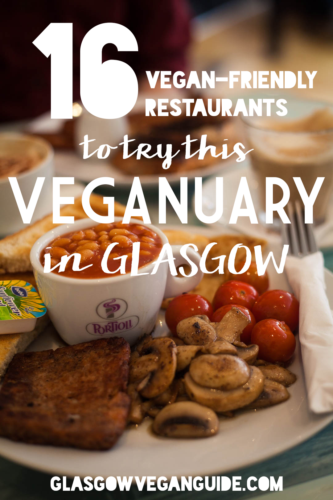 Veganuary is all about trying new things, making more conscious decisions about what to eat and experiment with foods that most people consider only to be side dishes. Here are 16 vegan restaurants in Glasgow you should try this Veganuary to see that it is actually easy and tasty to be a vegan in Glasgow!