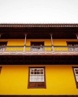 Häuser in La Orotava 2