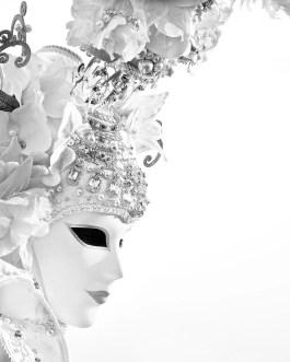 Venezianische Masken, Karneval 6